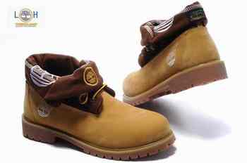 shoes kaki timberland solde