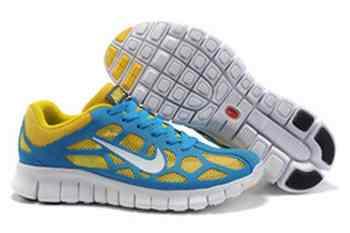 factory price 0ea0e deb73 Nike Free Run Homme-Htpiv0 Chaussures Nike Free 3.0 V4 Homme Gris Foncé  Vert Blanc